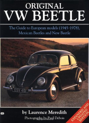 Original VW Beetle, by Laurence Meredith