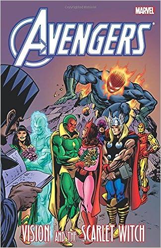 Amazon.com: Avengers: Vision and the Scarlet Witch (9780785197416):  Englehart, Steve, Mantlo, Bill, Heck, Don, Leonardi, Rick: Books