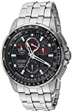 Citizen Eco-Drive JY8050-51E MenÕs SKYHAWK A-T World Time Analog/Digital Watch