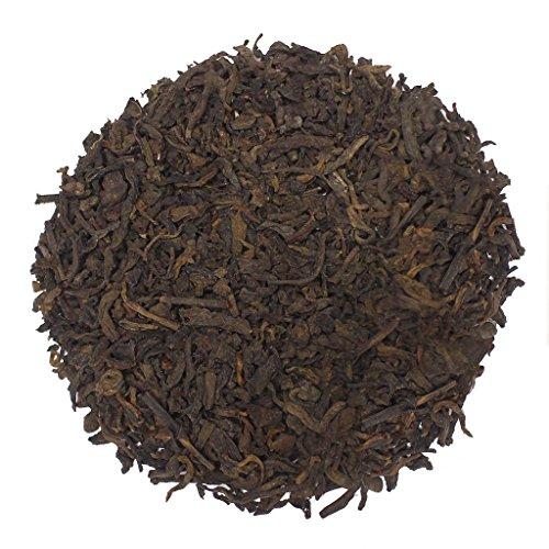 The Tea Farm - Puerh Hazelberry Puerh Tea - Loose Leaf Puerh Tea (2 Ounce - Boss Near Me Store
