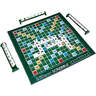 Scrabble 887961104776 Travel Game