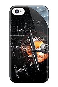 TYH - 7227498K83490602 Hot Case Cover Protector For ipod Touch 4- Star Wars phone case