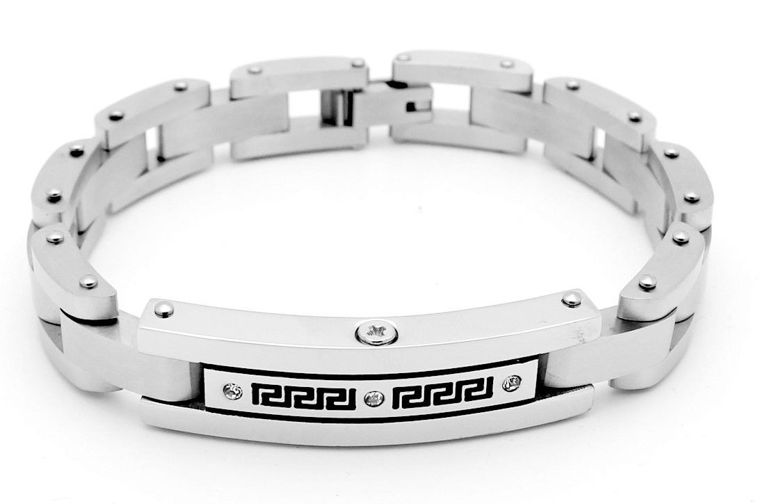 Cremation Jewelry Ashes Bracelet Chelsea Design 10 Mens