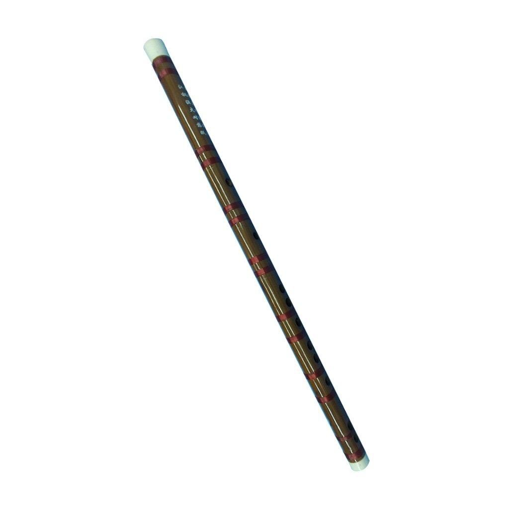 Fityle Music 51.5cm Length Music Instrument Soprano F Key Chinese Dizi Bamboo Flutes