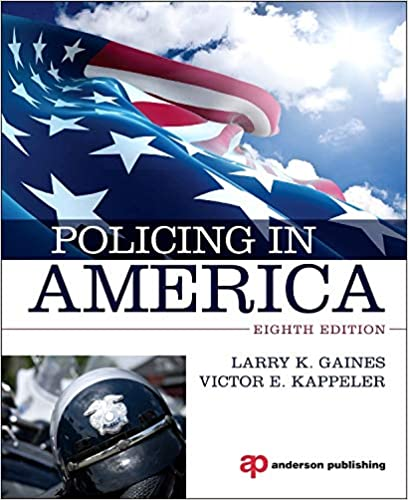 Descargar Torrent Paginas Policing In America 8e Formato PDF