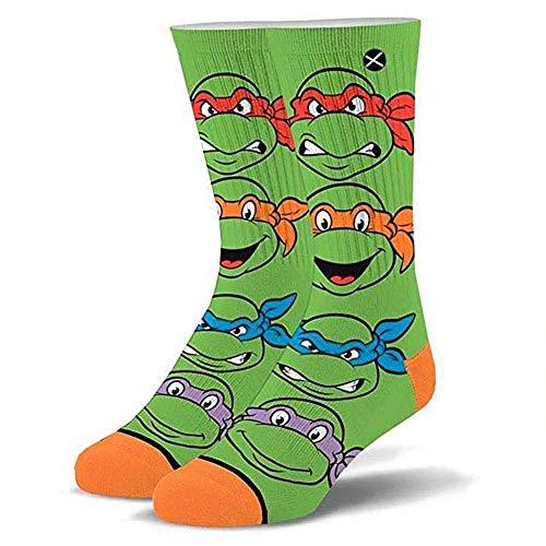 ninja turtle boys socks - 7