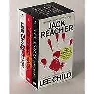 Lee Child Jack Reacher Books 1-3