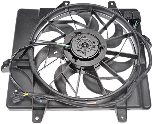 Dorman 620-052 Radiator Fan (New Radiator Fan Assembly)
