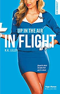 Up In The Air, tome 1 : In Flight par Lilley