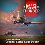 War Thunder: Air Forces, Vol.1 (Original Game Soundtrack) offers