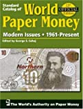 Standard Catalog of World Paper Money, George Cuhaj, 0896895025