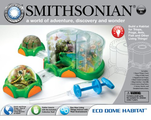 (Smithsonian Eco Dome Habitat with Triops)