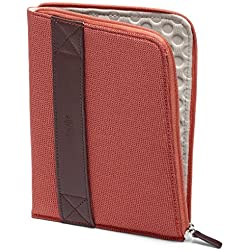 Amazon Kindle Zip Sleeve, Coral (fits Kindle Paperwhite, Kindle, and Kindle Touch) (Certified Refurbished)