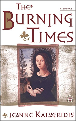 book cover of The Burning Times