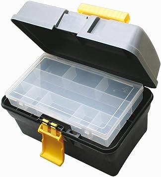 Caja Herramientas Clasificadora 290x175x175mm: Amazon.es ...