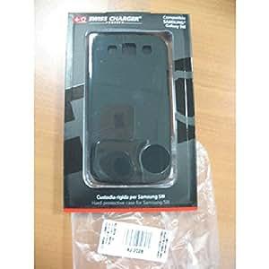 """SWISS CHARGER SCP80037 4.8"""" Cover case Negro funda para teléfono móvil - fundas para teléfonos móviles"""