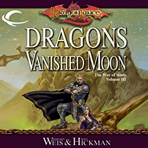 Dragons of a Vanished Moon Audiobook