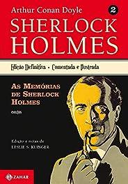 As memórias de Sherlock Holmes: Sherlock Holmes – vol. 2 (contos)
