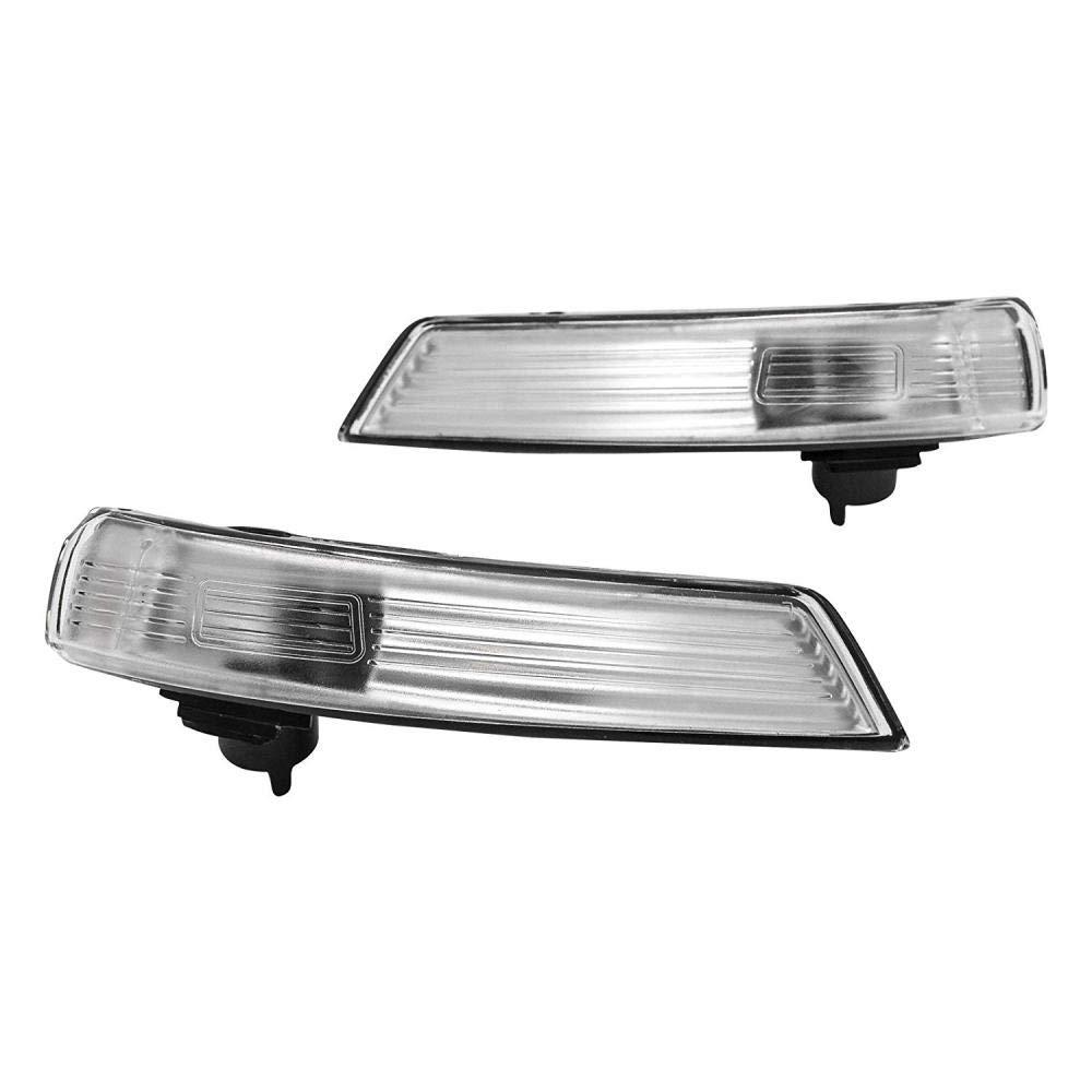 HugeAuto una coppia di indicatori di direzione per specchietto retrovisore sinistro Focus 2008-2016. lato destro 3