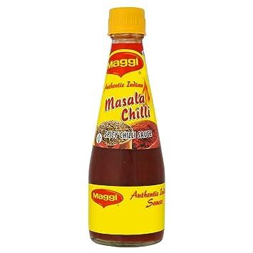 Maggi Masala Chilli Sauce Spicy (400g)