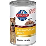 Hill's Science Diet Adult Advanced Fitness Savory Chicken Entree Dog Food, 13-Ounce Can, 12-Pack