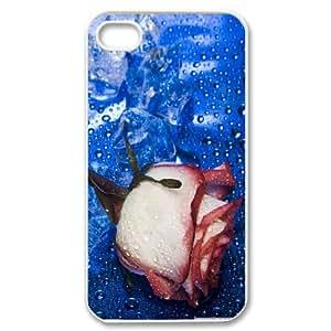 Vety Ice Heart IPhone 4/4s Cases, {White}