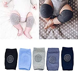 Baby Crawling Pads Anti-Slip Knee Protect Baby's Knee