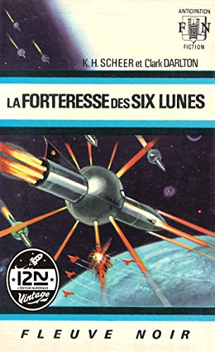 D.o.w.n.l.o.a.d Perry Rhodan n°06 - La Forteresse des six lunes (French Edition) Z.I.P