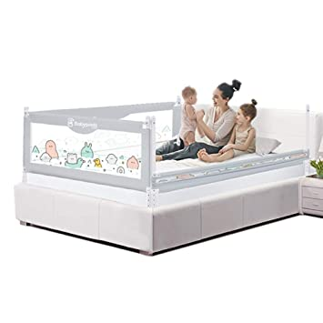 Amazon Com Xyanzi Bed Rails Queen Size Bed Guard For Kids Safety