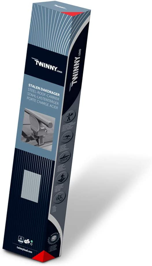 Twinny Load K02842022 Roof Bar Set