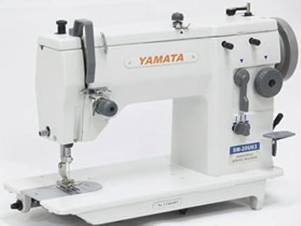 Amazon Yamata 40U40 ZigZag Straight Stitch Embroidery Sewing Enchanting Straight Stitch Sewing Machine