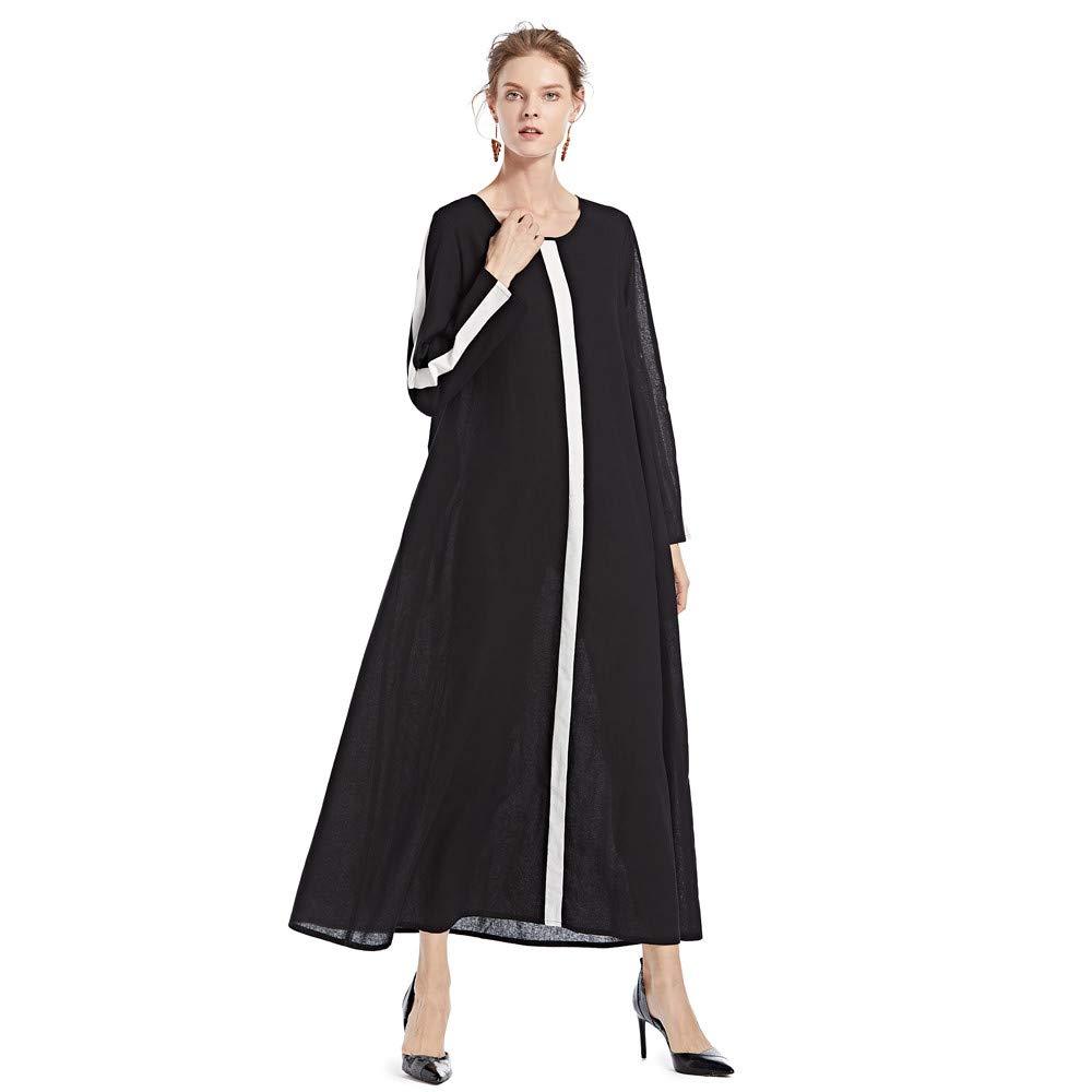 Sylar Vestidos Largos Mujer Casual Invierno 2018 Elegantes Moda ...