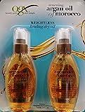 Cheap Organix 2-4fl OZ renewing argan oil of morocco, 8FL OZ