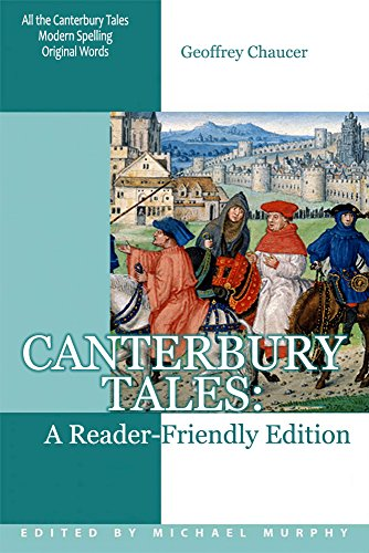 Amazon Canterbury Tales Ebook Geoffrey Chaucer Michael Murphy