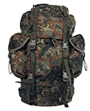 German Army Backpack - FLECKTARN CAMO