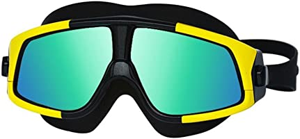 Dreamyth 1 Pair Swimming Goggles,BOIHON Men's Women's Adult Swimming Waterproof Spectacles Swim Goggles Glasses