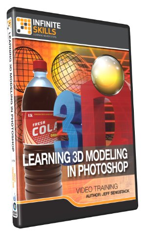 Learning 3D Modeling in Photoshop - Training DVD by Infiniteskills