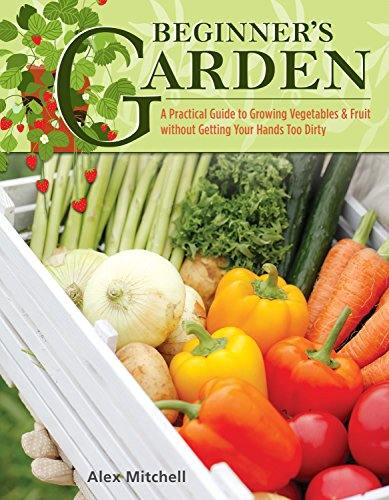 Beginner's Garden: A Practical Guide to Growing Vegetables & Fruit without Getting Your Hands Too Dirty (IMM Lifestyle) Gardening Tips, Recipes, & Projects for Beginners; Includes Herbs & Small Spaces - Vegetable Gardening Guides