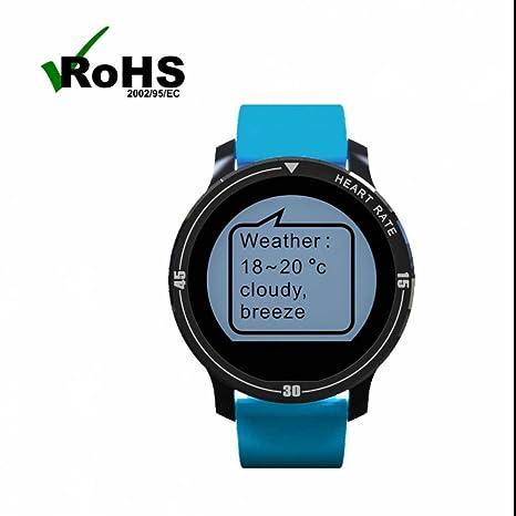 Smartwatch Bluetooth Pulsera Deportiva Función Anti-perdida ...