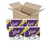 VIVA Choose-A-Sheet Paper Towels GrTKqL, 96 Big Rolls