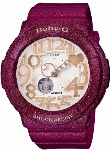 Casio Baby-G Smoky Color Series Neon Illuminator BGA-131-4B2JF Women's Watch (Japan Import)
