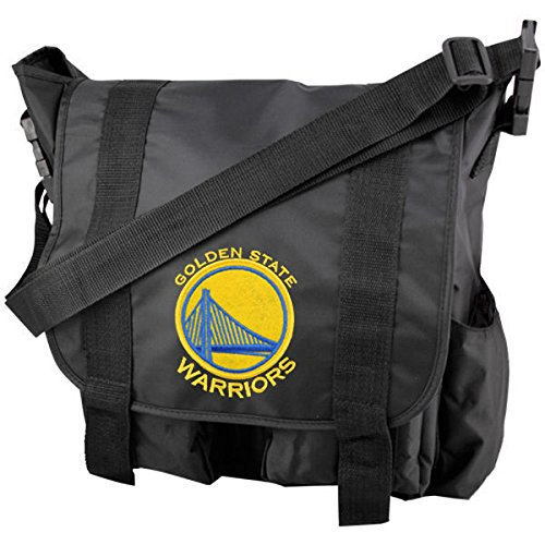 Concept One NBA Golden State Warriors Team Logo Diaper Bag with Changing Pad