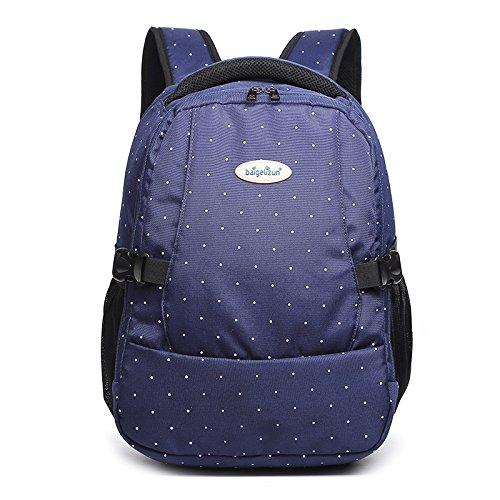 Yoovi Large Capacity Backpack Diaper Bags Waterproof Lightwe