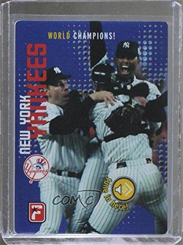 New York Yankees (Baseball Card) 2000 Fanatics Talking StarCards -  Base    627c42c82b80