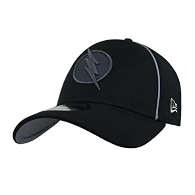 09788848b96306 Flash Zoom Reflective Armor 39Thirty Fitted Hat- Small/Medium. Roll over  image to zoom in. New Era