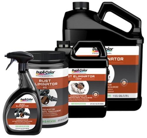 Dupli-Color EREQ10000 Rust Eliminator (REQ100 Liquid - Quart 32oz), 32. Fluid_Ounces