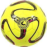 American Challenge Brasilia Soccer Ball (Lemon, 5)