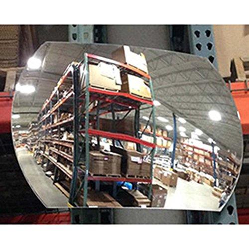 Acrylic Convex Economy Mirror - 3