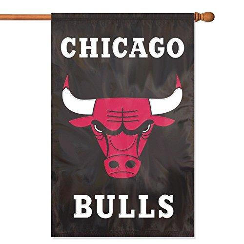 Bull Flag - Party Animal Chicago Bulls Banner NBA Flag