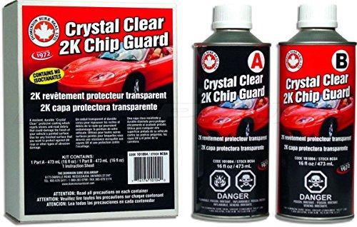 Dominion Sure Seal BCG4 Crystal Clear 2K Chip Guard Quart - Seal Sure Dominion